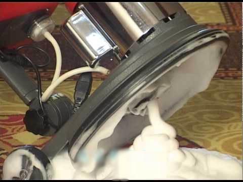 Máy chà sàn bị cháy motor: Nguyên nhân & cách khắc phục