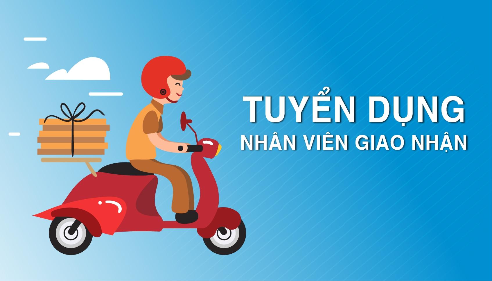Thành Đạt Hà Nội - Tuyển GẤP 01 Nhân viên Vận chuyển.