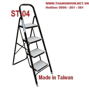 Thang ghế sắt bậc to PAL ST-4