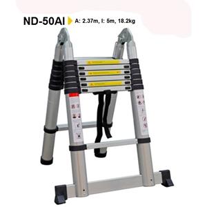 Thang nhôm rút đôi NINDA ND-50AI