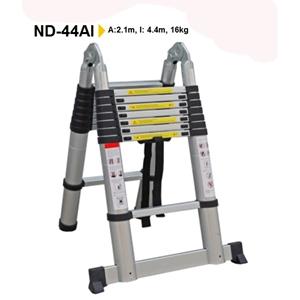 Thang nhôm rút đôi NINDA ND-44AI