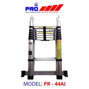 Thang nhôm rút gọn PRO PR-44AI