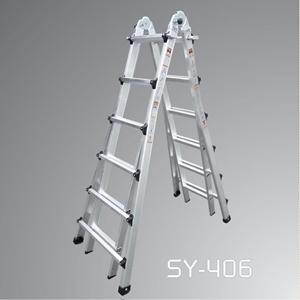 Thang nhôm rút  SHIN YANG SY-406