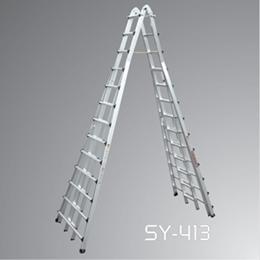Thang nhôm rút  SHIN YANG SY-413