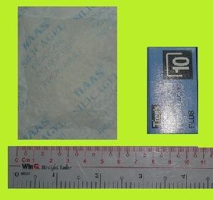 Gói hút ẩm Haas-20gram.vài không dệt DSG20C