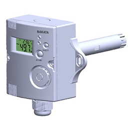 Đo và điều khiển nhiệt ẩm lắp trong ống dẫn gió Nakata NC-6085-THD
