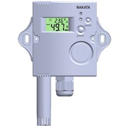 Đo và điều khiển nhiệt ẩm lắp trong phòng Nakata NC-6085-THR