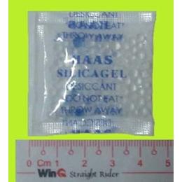 Gói hút ẩm Haas có chỉ thị màu 5gram DSGB5O