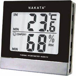 Nhiệt ẩm kế điện tử Nakata NJ 2099 TH