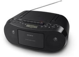 Đài Cassette Sony CFD-S50(Màu đen)