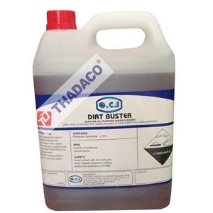 Hóa chất tẩy rửa dầu mỡ  Dirt Buster