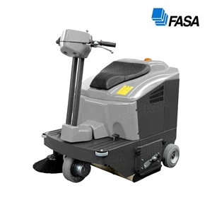 Máy quét rác ngồi lái FASA SW R4900 BT
