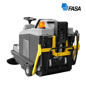 Máy quét rác ngồi lái FASA SW R8300 SC Lift
