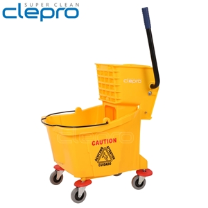 Xe đẩy vắt cây lau nhà 1 ngăn CLEPRO CP -040