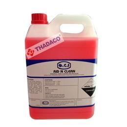 Hoá chất tẩy gỉ sắt  Rid & Clean
