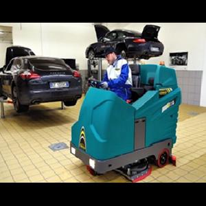 Máy chà sàn liên hợp ngồi lái E110 D ECO