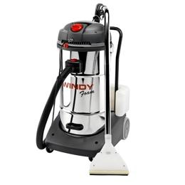 Máy giặt thảm phun hút Lavor Windy IE Foam(phun, hút)