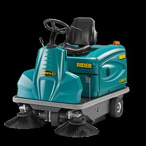 Máy quét rác ngồi lái - Floor sweeper Rider 1201 EB