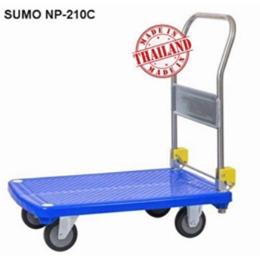 Xe đẩy hàng sàn nhựa SUMO Thái Lan NP-211